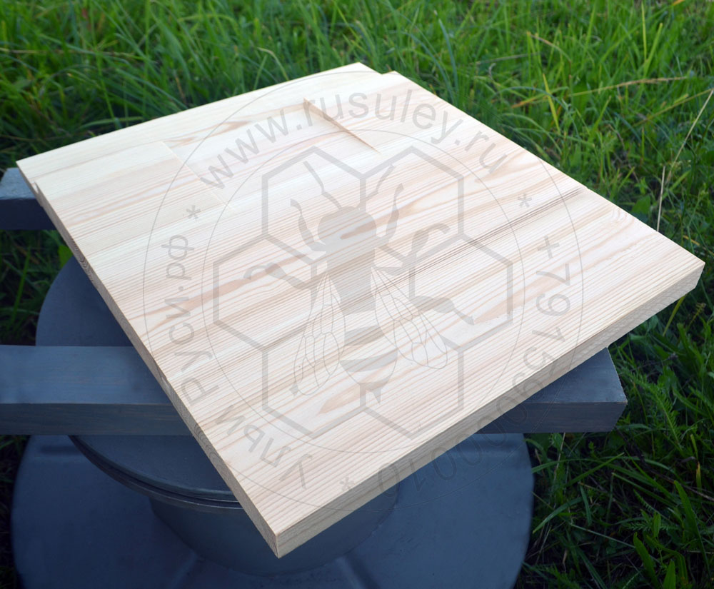 Foundationless hives : Hive Warre-Lightweight